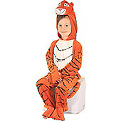 The Tiger Who Came To Tea - Child Costume 3-5 years