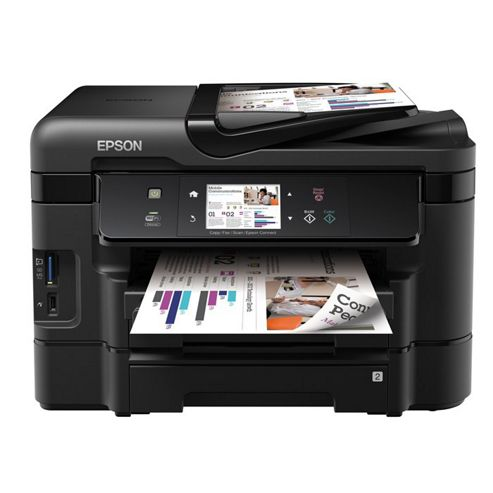 EPSON WORKFORCE WF-3540DTWF.