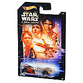 Hot Wheels Star Wars Vehicle A New Hope Motoblade