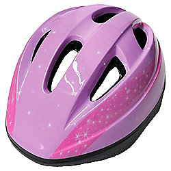 Activequipment Kids' Bike Helmet, Pink