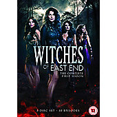WITCHES OF EAST END SEASON 1 DVD