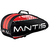 MANTIS 6 Racket Thermo Bag Black Red