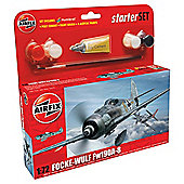 Airfix Focke-Wulf Fw190A-8 1:72 Scale Model Set