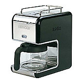 1200w Kmix Filter Coffee Maker In Peppercorn Black