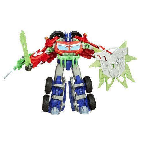 Transformers Prime Beast Hunters Voyager Figure - Optimus Prime