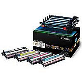 Lexmark Black And Colour Imaging Kit (Yield 30,000 Pages) for C540n/C543dn/C544dn/C544dtn/C544dw/C544n