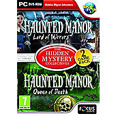 Haunted Manor 1 and 2 (hidden Mystery Collectives) - PC