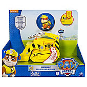 Paw Patrol Rubble Lights and Sounds Vehicle