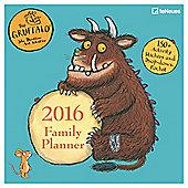 Gruffalo 2016 Family Organiser