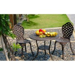 Royal Craft Eclipse Bistro Dining Set