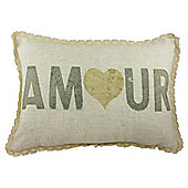 Amour Lace Cushion