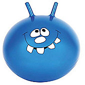 "Toyrific Toys - 24"" Jump 'N' Bounce Blue Space Hopper"
