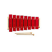 A-Star 8 Key Metallophone - Red