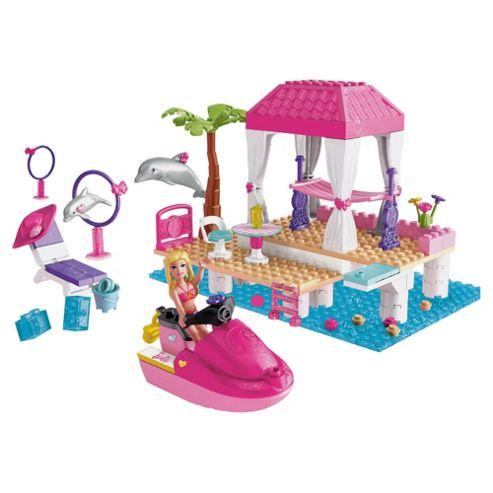 Mega Bloks Barbie Tropical Resort
