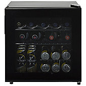 LEC DF50B Wine, Beer & Drinks Fridge in Black