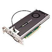 PNY NVIDIA Quadro 4000 Graphics Card 2GB GDDR5 for MAC (Retail)