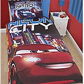 Disney Cars Bedding. Neon Single