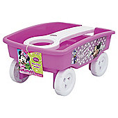 Disney Minnie Mouse Bow-Tique Pull Along Wagon