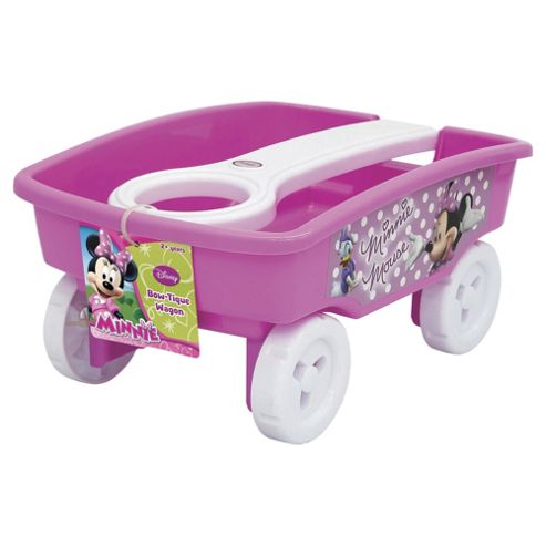 Mickey Clubhouse Minnie Mouse Wagon