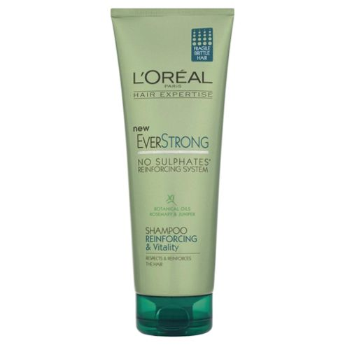 L'Oréal HairExpert Strong Shampoo 250ml