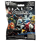 Halo Mega Bloks Series Mystery Packs Charlie Series x1