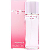 Clinique Happy Heart Eau de Parfum (EDP) 50ml Spray For Women