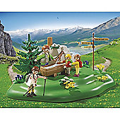Playmobil - Forest Scene 5424