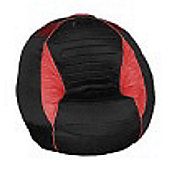 X-Rocker Giant Deluxe 2.0 Gamebag Gaming Chair Red/Black