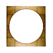 THE REAL PAVING COMPANY WARWICK COMPASS SQUARING OFF KIT YORK GOLD