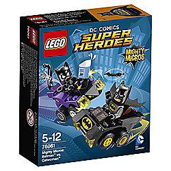 LEGO Super Heroes Mighty Micros Batman vs Catwoman 76061