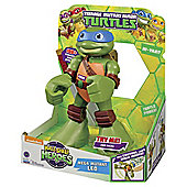 Turtles Half- Shell Heroes Mega Mutant Leo