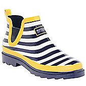 Regatta Ladies Harper Short Wellington Boot - Navy