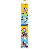 Bigjigs Toys BJ850 Height Chart (Pirate)