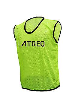ATREQ Hivis Bibs 10 Pack - Yellow