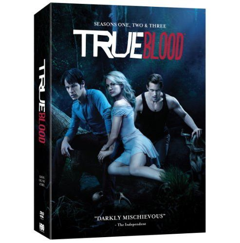 True Blood Season 1-3 (DVD Boxset)
