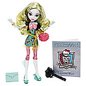Monster High Picture Day Doll Lagoona Blue