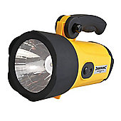 Silverline Rechargeable Li-Ion LED Spotlight 1W LED