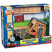 Fisher Price - Thomas & Friends Wooden Railway - Quarry Mine Tunnel - Mattel