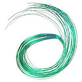 Paper Covered Wire - Metallic Green 26g