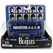 The Beatles Album Cover 1:36 scale Diecast A Hard Day's Night Blue
