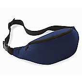 Bagbase 2.5L Ladies Adjustable Belt Bag Navy
