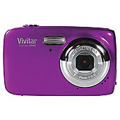 Vivitar X040 10mp Purple camera