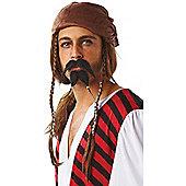 Pirate Beard & Moustache