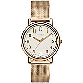 Timex Ladies Stainless Steel Watch T2P463