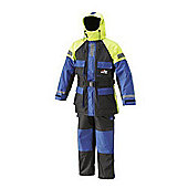 Abu Garcia Flotation Suit - -2PC - Bbl./Be/Yelp