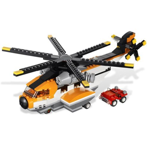 LEGO Creator 3 in 1 Transport Chopper 7345
