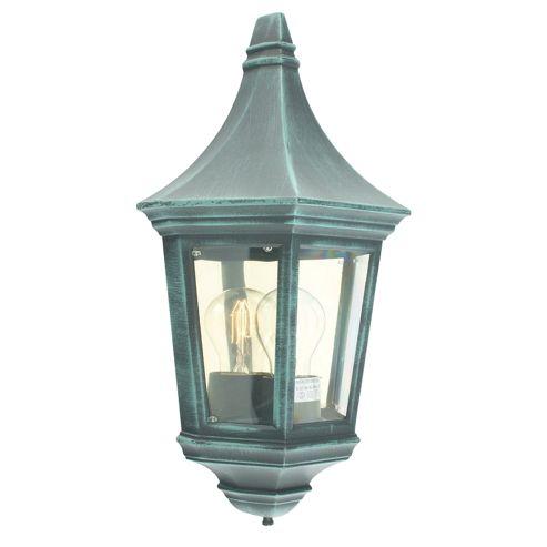 Valencia Half Lantern Verdi