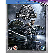 Jurassic World 3D Blu-ray