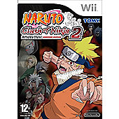 Naruto - Clash of Ninja Revolution 2 - NintendoWii