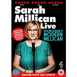 Sarah Millican: Thoroughly Modern Millican Live (DVD)